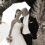 Esküvői fotózás - Portré Fotó
